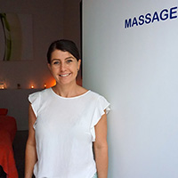 Ashleigh Tolson Massage Therapist